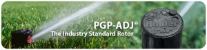 PGP Rotary Sprinkler
